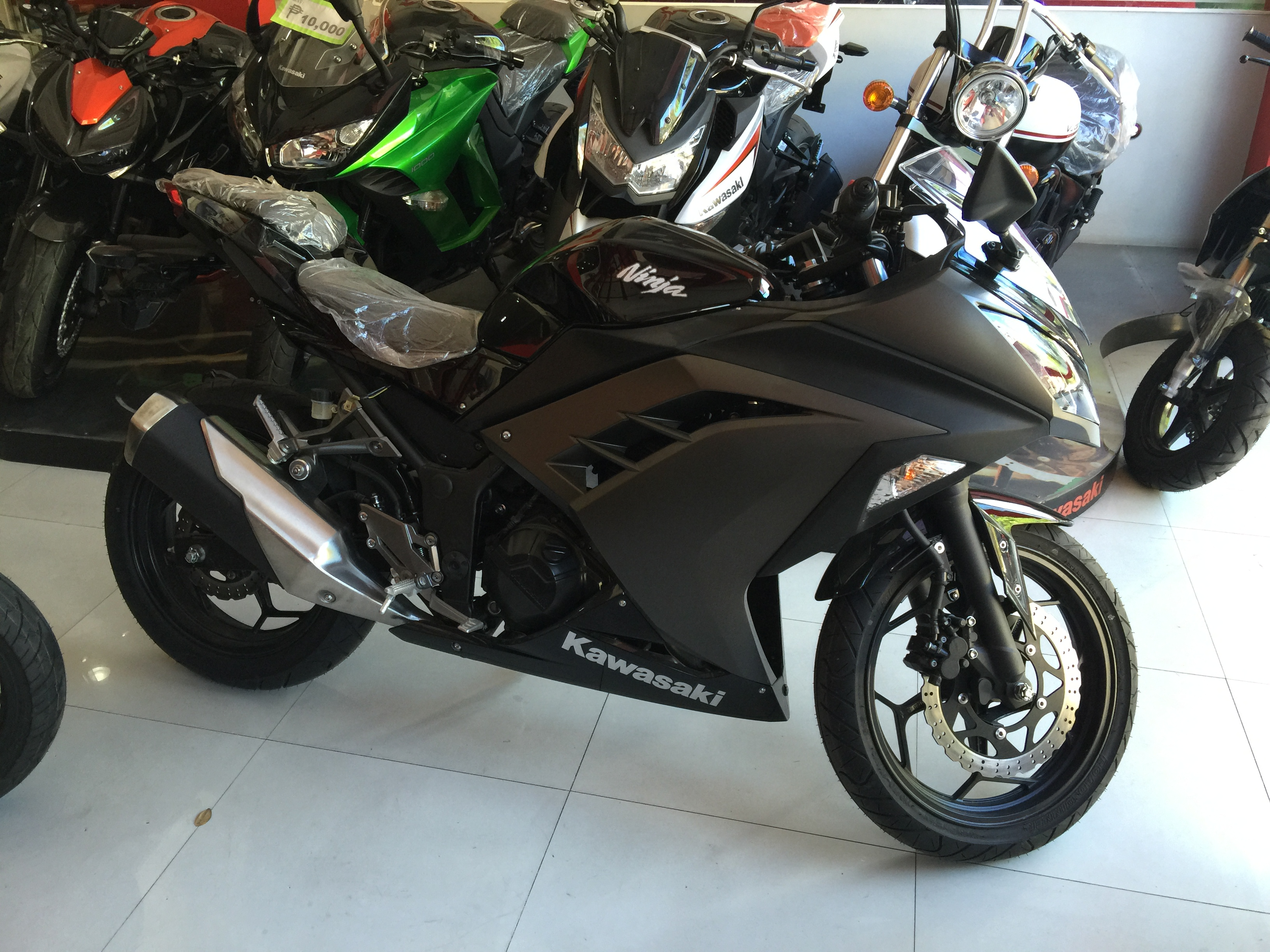 Greeting from the Philippines - Kawasaki Ninja 300 Forum